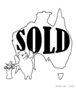 Australia Sold OUT 510