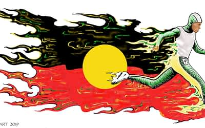 Cathy Freeman | Cathy Ignites Australia